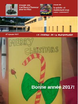 Journal du collège Janvier 2017