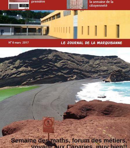 Journal du collège Mars